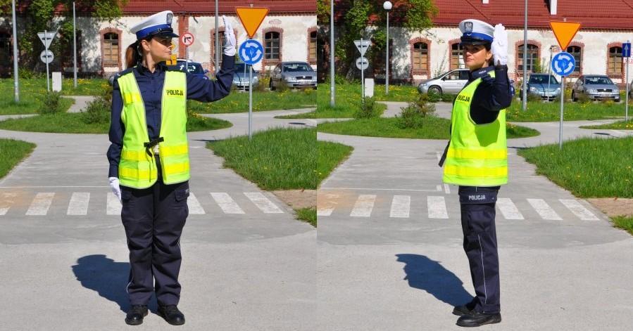 O Czym Pamiętać, Kiedy Ruchem Kieruje Policjant?