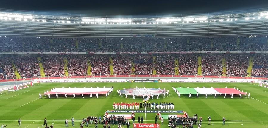 Polska-Włochy 0:1