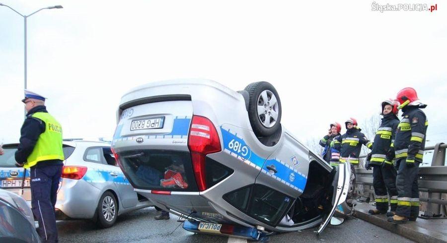 Wypadek Podczas Konwojowania Zagranicznej Delegacji