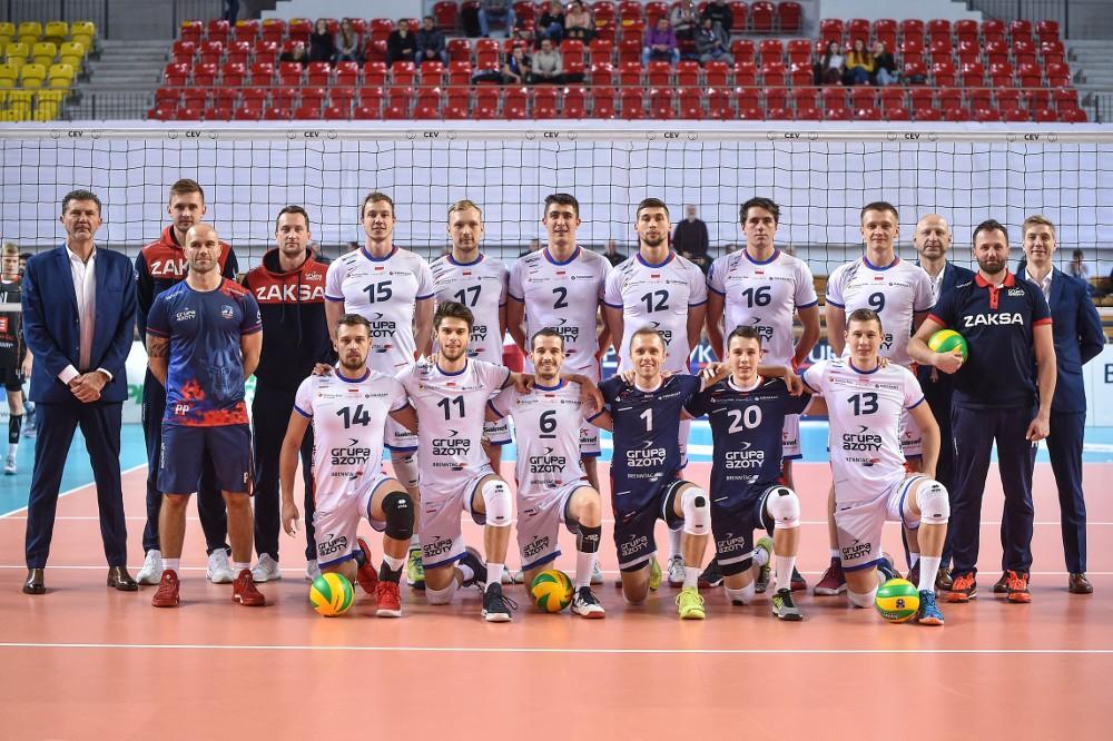Siatkarska Liga Mistrzów W Arenie Gliwice!