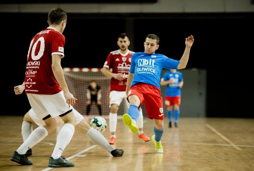 Koniec Dobrej Passy W Ekstraklasie Futsalu