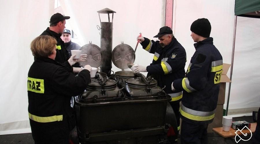 Strażacy Z Osp Będą Częstować Wigilijną Zupą