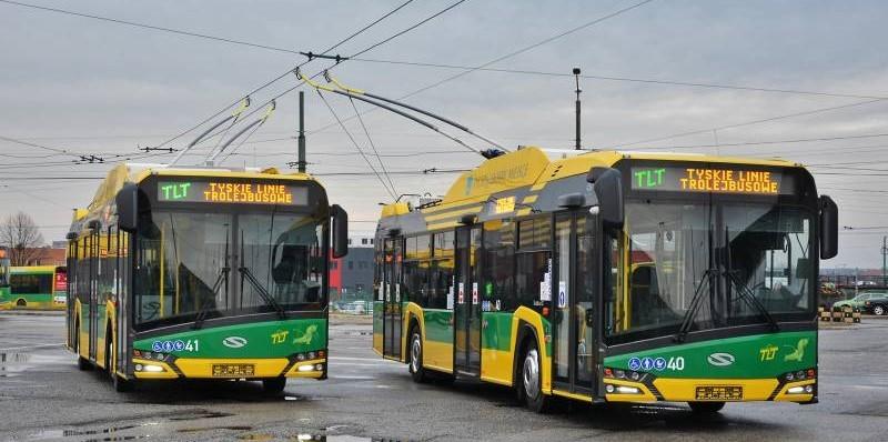 Trwają Testy Nowych Trolejbusów. Będzie Prezentacja Dla Mieszkańców
