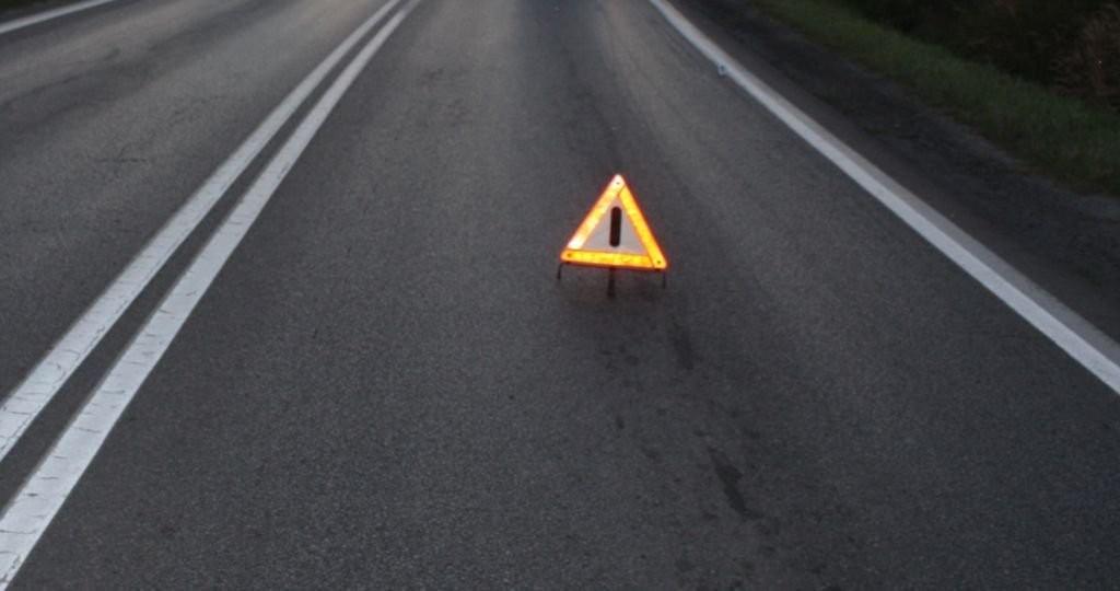 Autostrada Zablokowana Po Wypadku