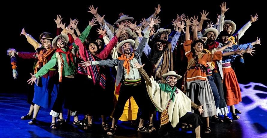 Międzynarodowe Święto Muzyki I Tańca, Czyli Spotkanie Kultur Świata