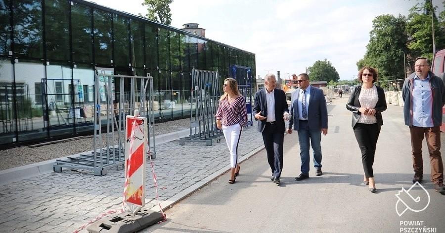 Największa Inwestycja W Historii Powiatu Już Na Finiszu