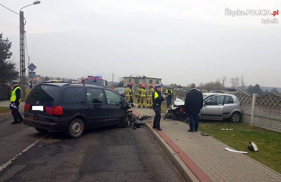 Pasażerka Nie Przeżyła Wypadku