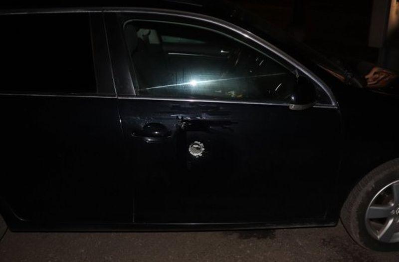 Bomba Uszkodziła Samochód
