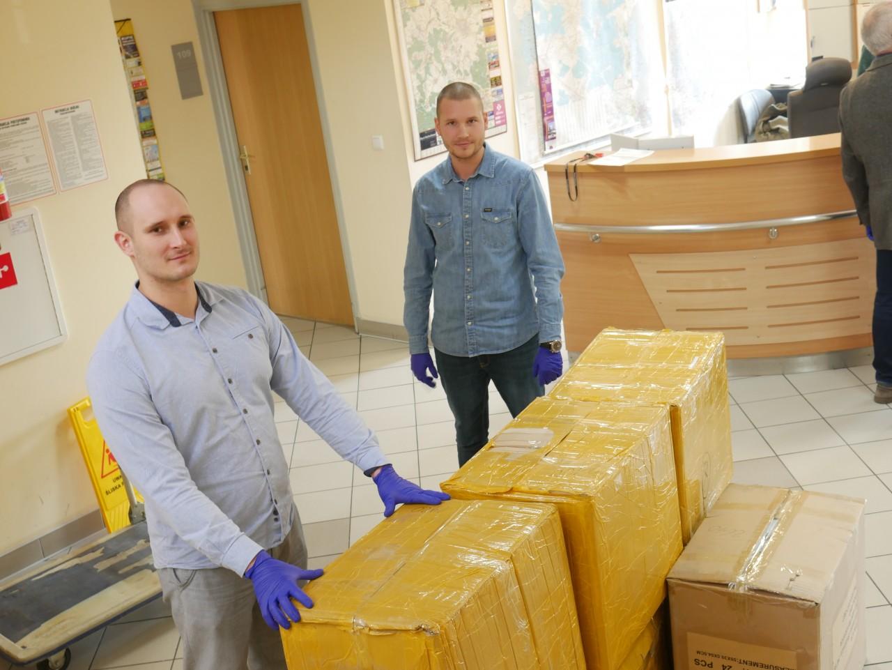 Morze Pomocy Dla Centrum Zdrowia W Mikołowie