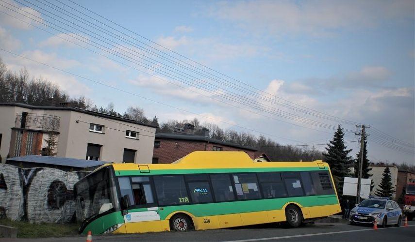 Kierowca Autobusu Stanie Przed Sądem