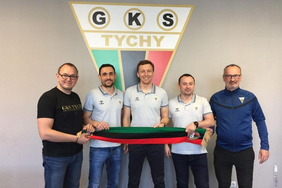 Nowy Sztab Szkoleniowy Mistrzów Polski