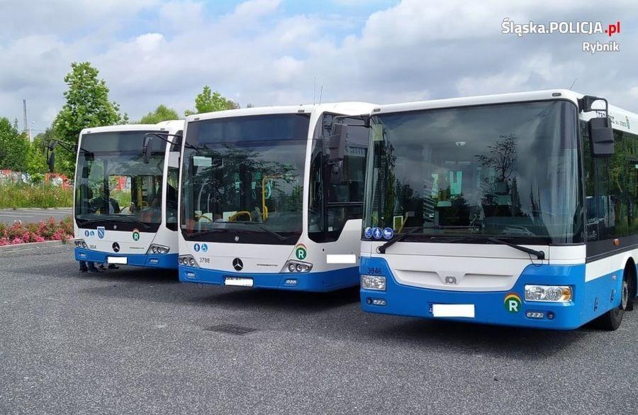 Niesprawne Autobusy, W Ślinie Kierowcy Wykryto Amfetaminę!