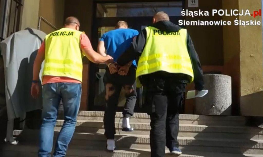 Areszt Dla 25-Latka, Który Usłyszał Zarzuty Usiłowania Zabójstwa I Gwałtu