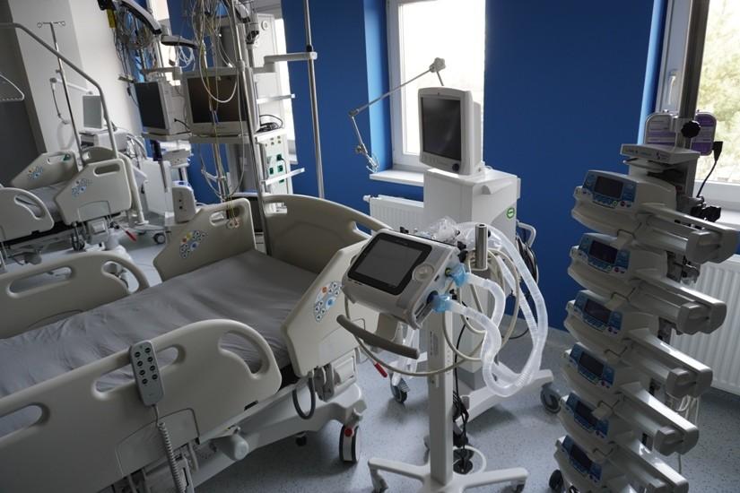 Powstał Nowoczesny Oddział Anestezjologii I Intensywnej Terapii