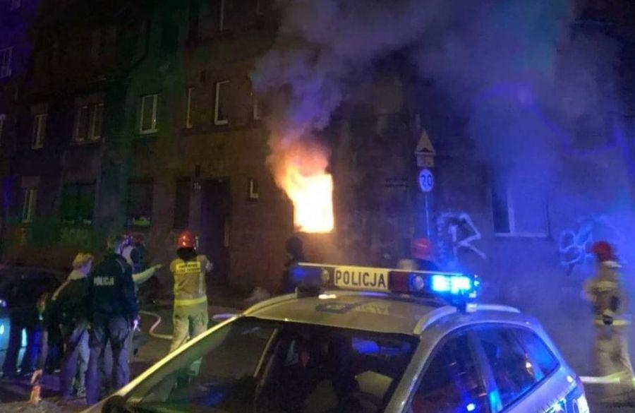 Butla Z Gazem Przyczyną Fatalnego Pożaru?