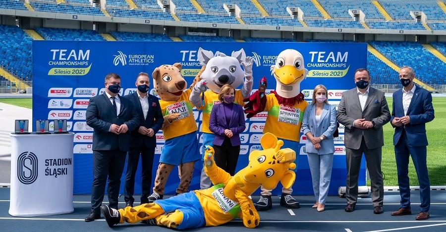 Drużynowe Mistrzostwa Europy W Lekkoatletyce: Stadion Śląski Czeka Na Kibiców