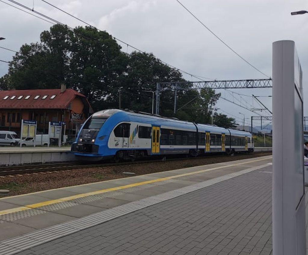 Za Kilka Dni Spotkanie Konsultacyjne Ws. Przywrócenia Połączeń Kolejowych