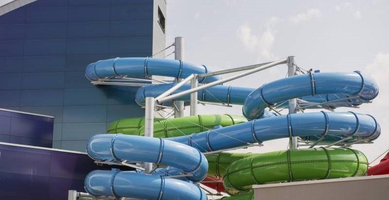 Bezpłatna Godzina W Aquaparku. Warunek: Musi Się Spisać 80 Proc. Mieszkańców