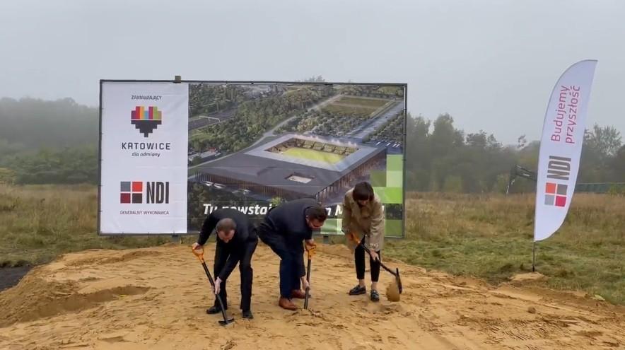 Kibice Już Się Cieszą. Ruszyła Budowa Stadionu Miejskiego W Katowicach