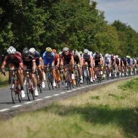 Wyścig kolarski i utrudnienia w ruchu
