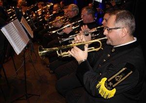 W Rudzie Śląskiej świętowała kopalniana orkiestra