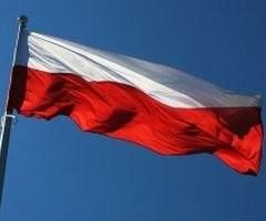 W Bieruniu rozdają flagi