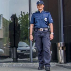 Wyróżnienie dla policjantki ze Śląska