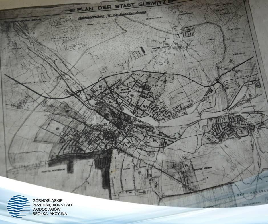 Sensacyjne odkrycie w archiwach GPW. Znaleźli mapy z tym, co zakopane pod Gliwicami!