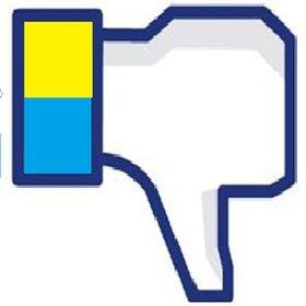 Facebooku, nie przaja Ci, Ty pieroński giździe!