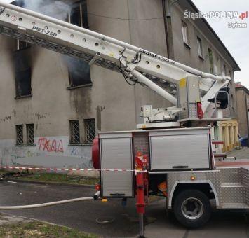 Wybuch w Bytomiu: to mogło być samobójstwo