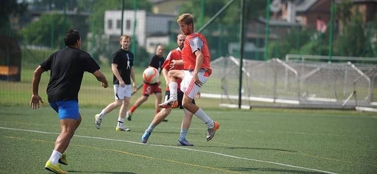 Całodobowy Mecz Piłki Nożnej w Tychach