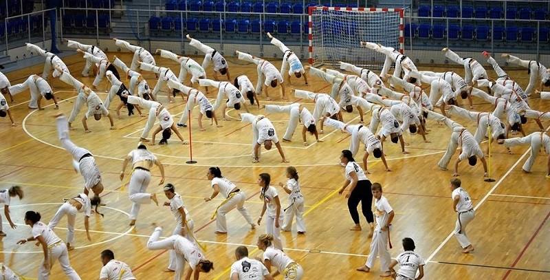 Startuje Tyski Festiwal Capoeira