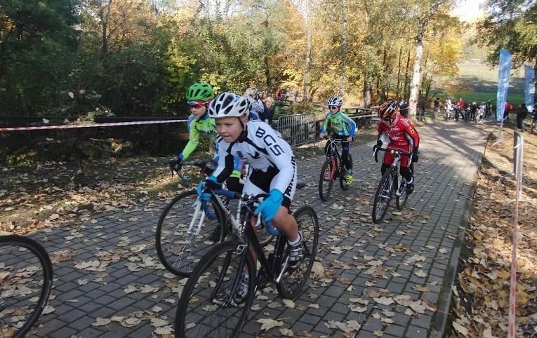 Wyścig kolarski w Mikołowie