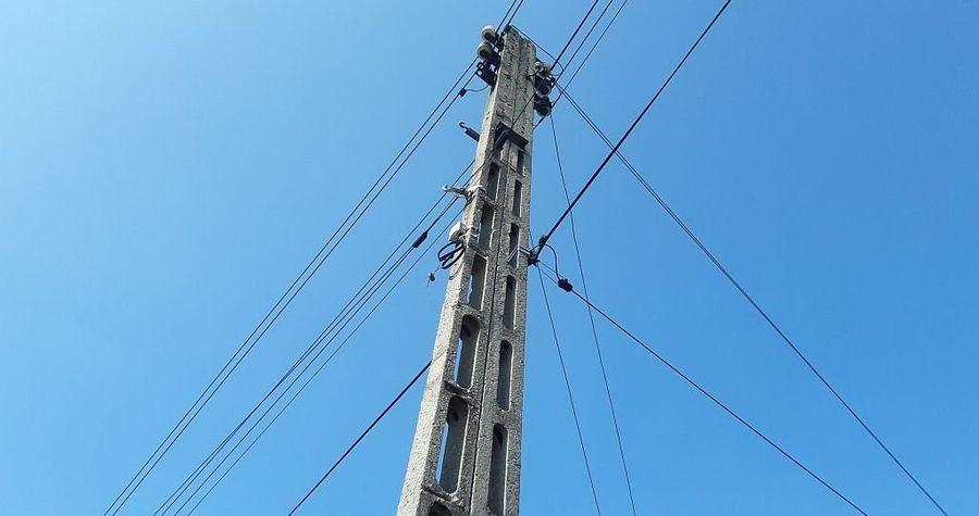 Energetycy pracują: przerwy w dostawach prądu