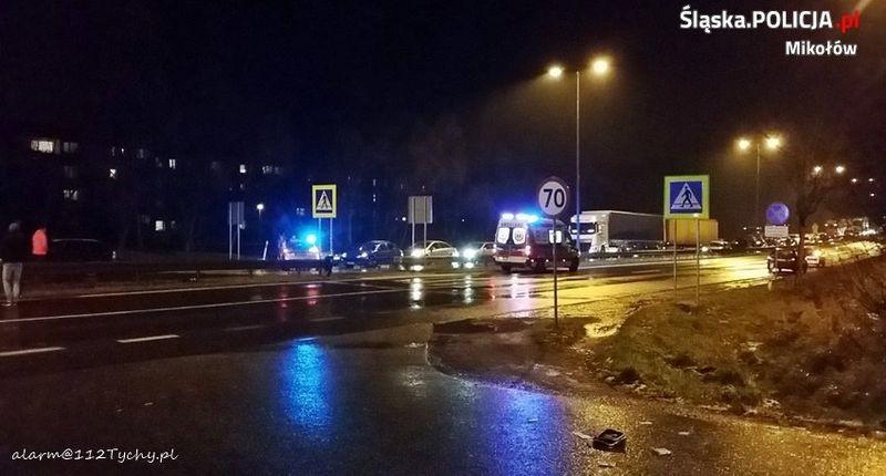 Zarzuty dla sprawcy i lustracja miejsca wypadku