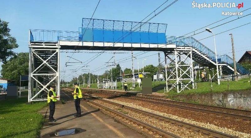 Wypadek Na Torach - Wstrzymano Ruch Pociągów